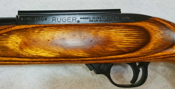 Ruger 1022 Match art.65020504