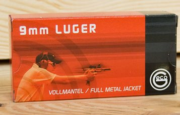Geco    9mm  Luger  8 gram   VMR    art.55047365