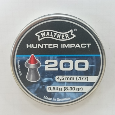 Walther Hunter Impact 200st 4,5mm  art.3010099