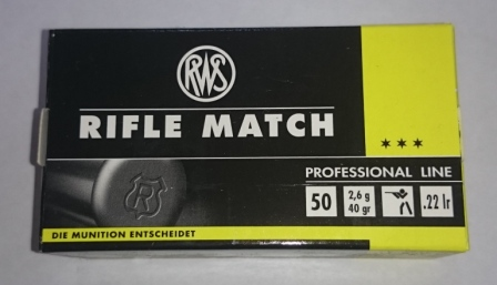 RWS Rifle Match   art.56018318