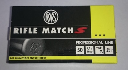 RWS Rifle Match S  art.56018320
