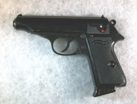 Walther  PP   Pistole      Cal.7.65            art.70500008
