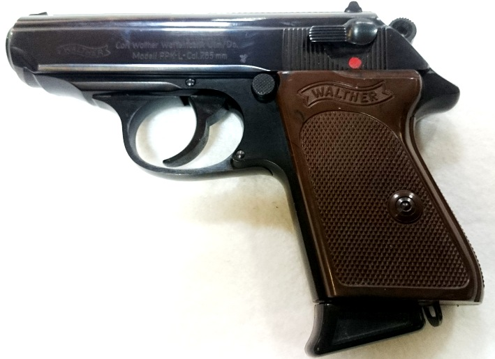 Walther PPK  Dural Ulm  art.70500016