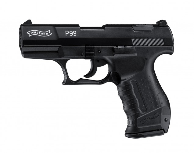 WALTHER  P99  BLACK            art.1000009