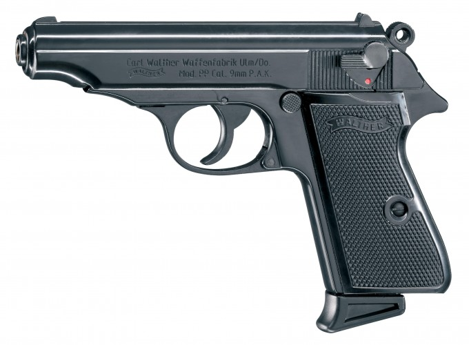 WALTHER  PP  BLACK             art.1000011