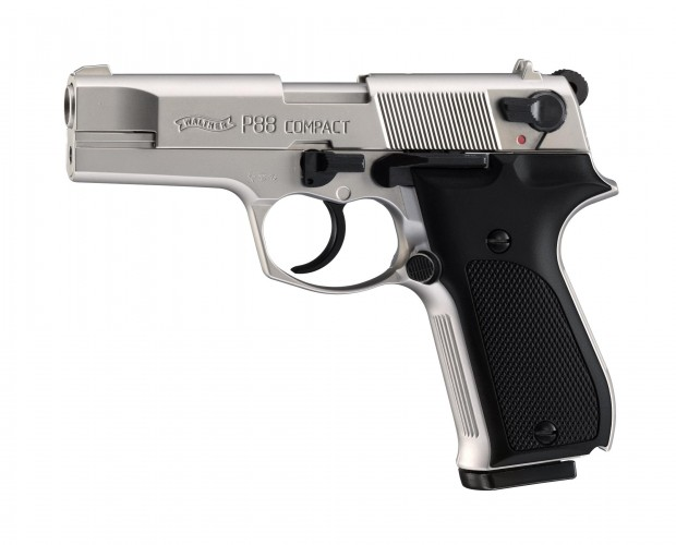 WALTHER  P88  NICKEL             art.1000015