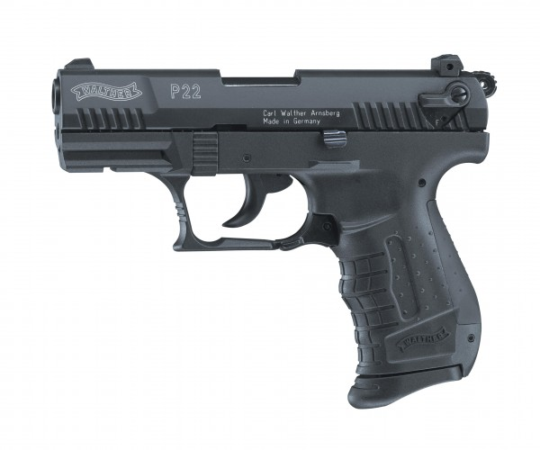 WALTHER P22  BLACK            art.1000052